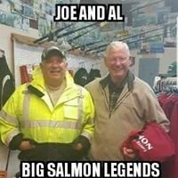 Big Salmon Fishing Resort in Neah Bay, Washington