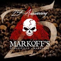 Markoff's Haunted Forest