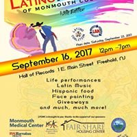 The Latino Festival of Monmouth County
