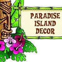 Paradise Island Decor
