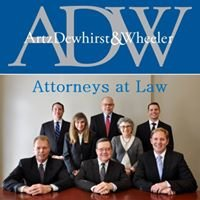 Artz, Dewhirst & Wheeler, LLP - Attorneys at Law