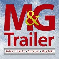 M&G Trailer Sales, Rental & Service