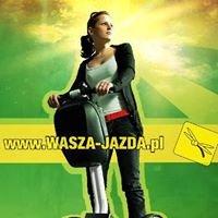 Segway WASZA-JAZDA