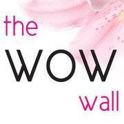 Interior Designers - the WOW wall