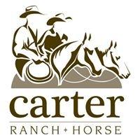 Carter Ranch Horse