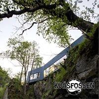 Kvåsfossen - Sørnorsk Laksesenter