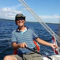 Sailing in Cape Breton