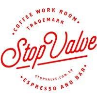 Stop Valve Espresso & Bar