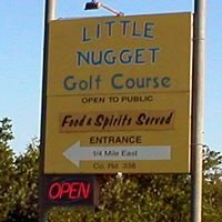 Little Nugget Golf Course 1