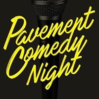 Pavement Comedy Night