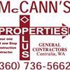 McCann's Properties Plus