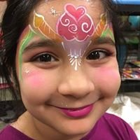 Face Painting by Connie
