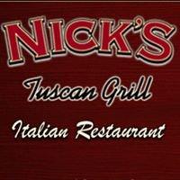 Nick's Tuscan Grill