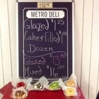METRO DELI & BBQ