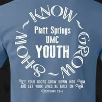 Platt Springs UMC Youth