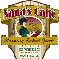 Coburg Pizza Company: Nana's Caffé