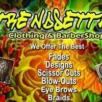 TRENDSETTAS clothing & barbershop