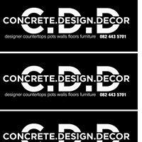 Concrete Design Decor