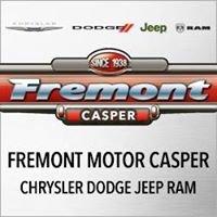 Fremont Motor Casper