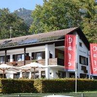 Café & Gästehaus Seehof Walchensee