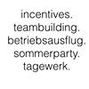 Tagewerk. Initiativ Agentur GmbH