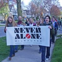 Never Alone Milwaukee