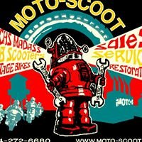 Moto-Scoot mopeds, scooters & motorcycles Milwaukee