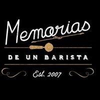 Café Memorias de un Barista