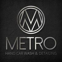Metro Car Wash & Detailing Centre