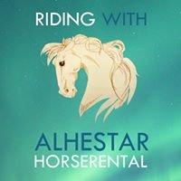 Alhestar - Horse riding in Iceland