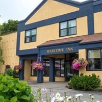 Maritime Inn Antigonish and Main St. Cafe