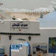 Café Des Délices, Sidi Bou Said, Tunisie