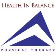 Health In Balance Physical Therapy