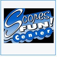 Scores Fun Center bowling and Lasertag