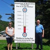 Chedabucto Curling Club Community Activity Society - CAS