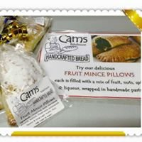 Cams Bakehouse Products