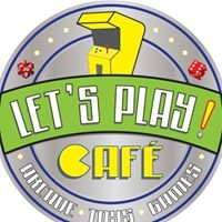 Let's Play Cafe