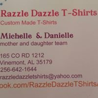 Razzle Dazzle T-Shirts and More