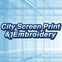 City Screen Print & Embroidery