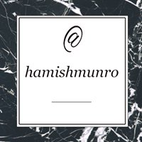 @hamishmunro