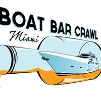 Boat Bar Crawl Miami