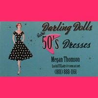 Darling Dolls Retro 50's Dresses