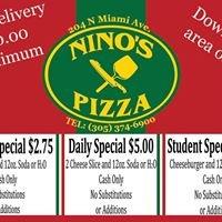 Nino's Pizza Miami