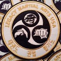 Legacy Martial Arts USA