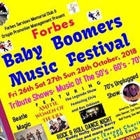 Forbes Baby Boomers Festival