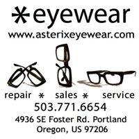Asterix Eyewear