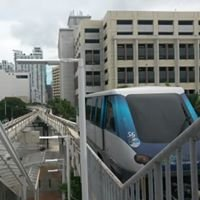 Metromover @ Downtown Miami