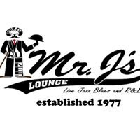 Mr. J's Lounge Live Jazz Blues and R&B