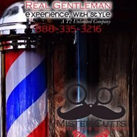 Mister Cutts Total Male Grooming