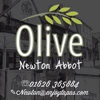 Olive tapas style eatery Newton Abbot